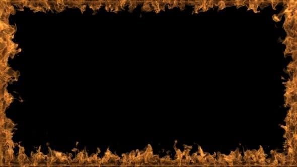 Thumbnail for Fire Frame 02
