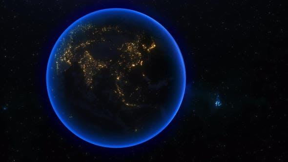 Photorealistic Earth 4k