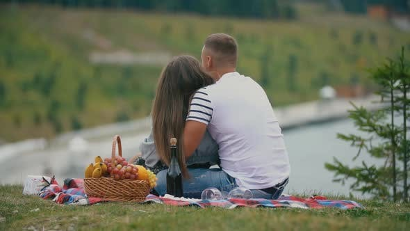 Thumbnail for Couple on a Picnic