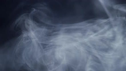 Smoke footage - good for titling, intro/outro, compositing, overlays