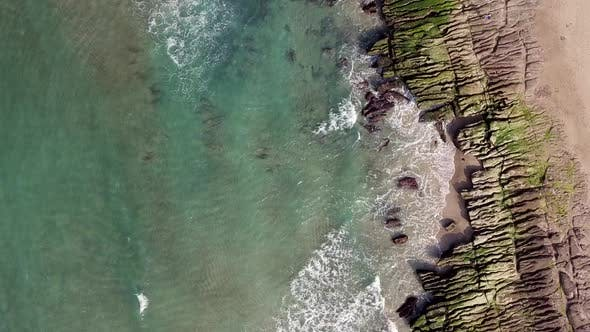 Thumbnail for Aerial view of the sea