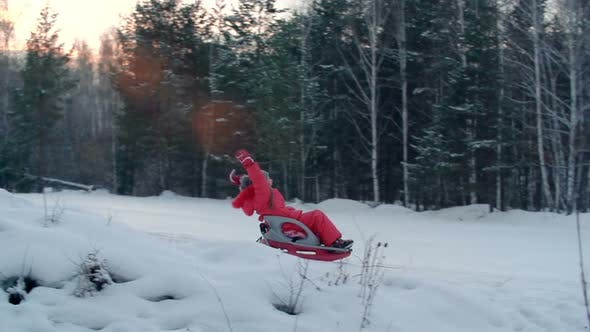 Cover Image for Exciting Sledding