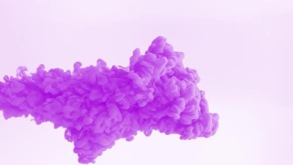 Purple Ink Spread