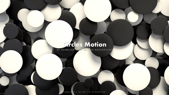 Thumbnail for Circles Shapes Motion 2