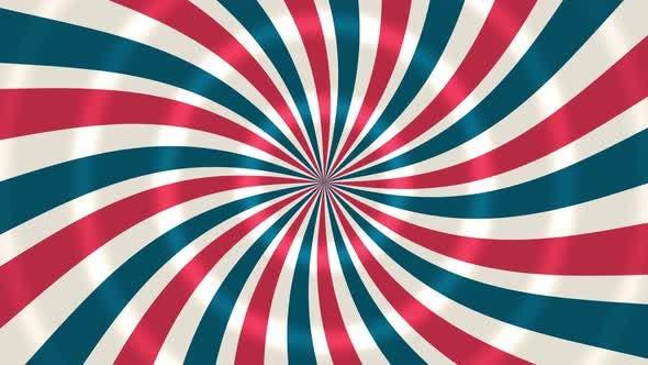 Thumbnail for Twirl Stripes Bg 4k