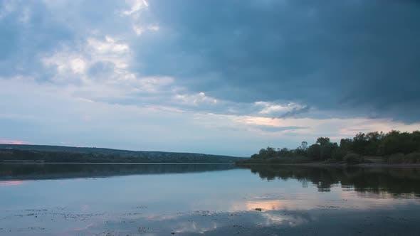 The Lake Time Lapse