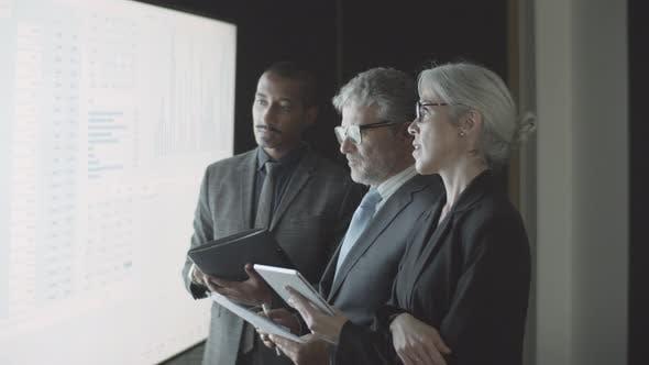 Thumbnail for Confident Black Finance Professional