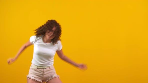 Thumbnail for Naughty Girl Dancing