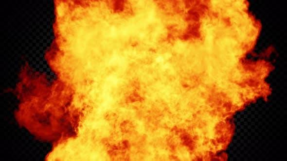 Thumbnail for Burst Of Flame