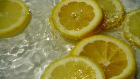 Thumbnail for Falling of Segments of a Lemon 5
