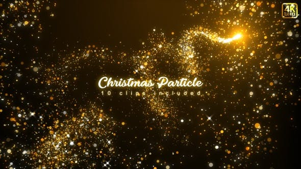 Particle Christmas