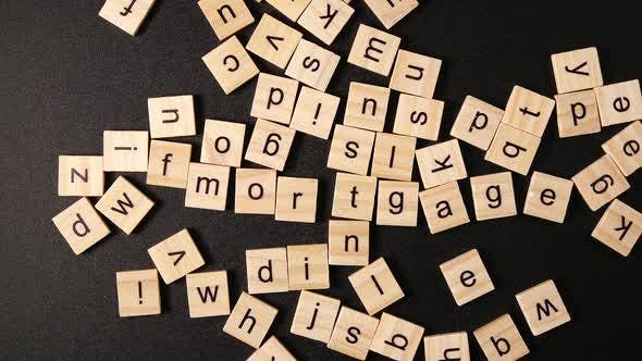 "Thumbnail for Many Letters Sets Up A Word ""Mortgage"""