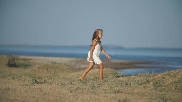 Child By the Sea