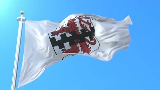 Leverkusen Flag, Germany