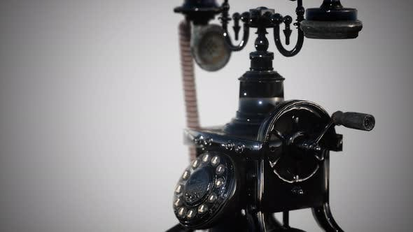 Thumbnail for Retro Vintage Old Telephone