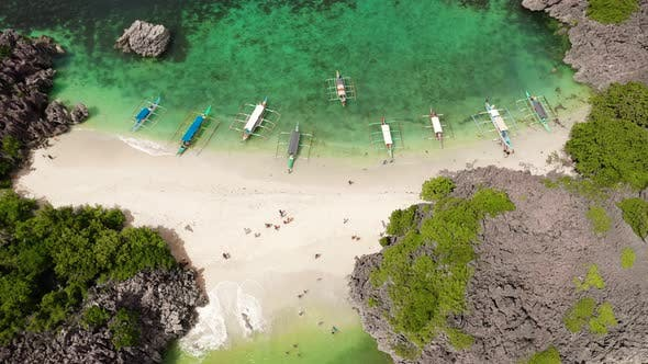 Caramoan Islands Camarines Sur Philippines