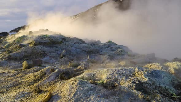 Thumbnail for Geothermal Area