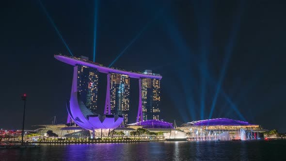 Thumbnail for Singapore Light Decoration