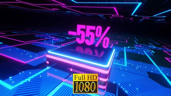 Neon 55% Off HD