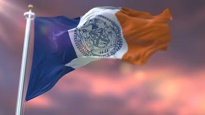 New York Flag, Loop