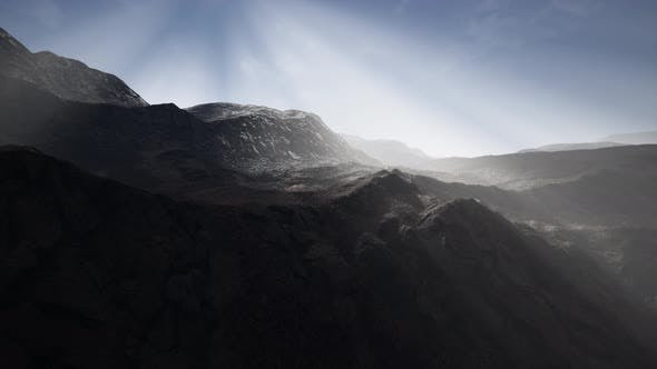 Thumbnail for Mountain Landscape in High Altitude