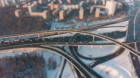 Thumbnail for Complex Road Flyover and Junction
