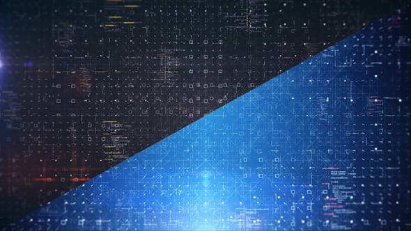 High Tech Abstract Background Pack