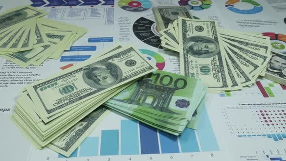 Financial Income From A Successful Company