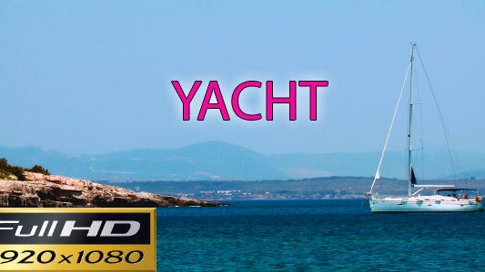 Thumbnail for Yacht in the Bay
