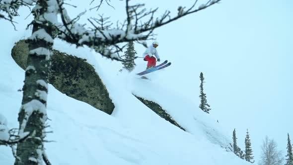 Thumbnail for Ski Stunt