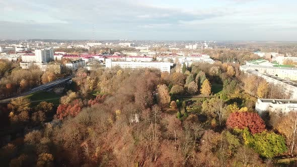 Autumn In The Botanical Garden 04