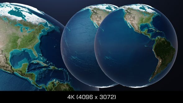 Cover Image for Earth Globe Color