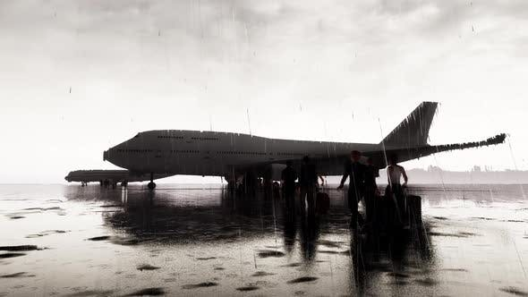 Thumbnail for Air Travel In Stormy Weather