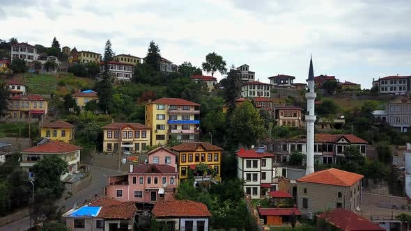 Thumbnail for Historic Unesco World Heritage Mansions of North Anatolia Akcaabat, Turkey