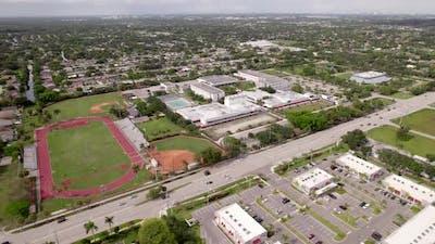 Cooper City High School Aerial Video