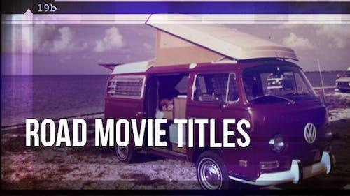 Road Movie - Titles