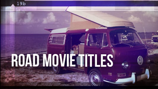 Thumbnail for Road Movie - Titles
