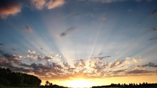 Thumbnail for Sunset Rays