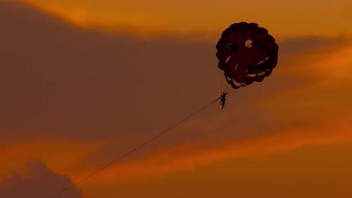 Parasailing Extreme Sport