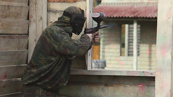 Thumbnail for Paintball