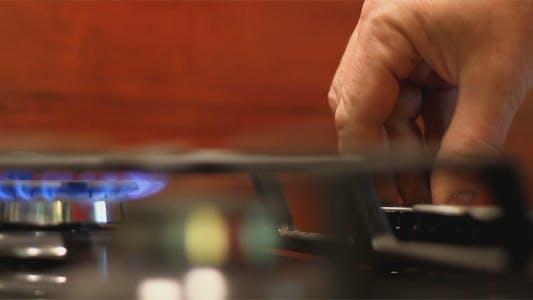 Thumbnail for Lighting A Gas Stove 2