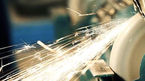 Sharpening Tools Manual Worker