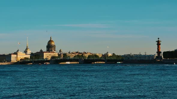 Thumbnail for Historical Saint-Petersburg Waterfront