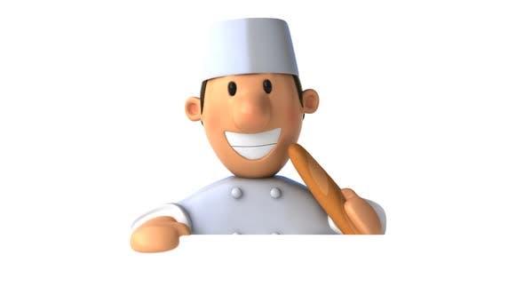 Thumbnail for Lustiger Bäcker