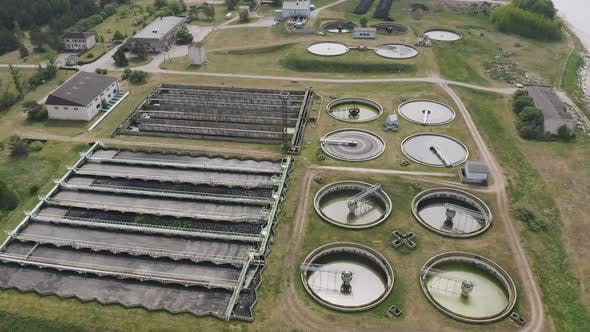 Thumbnail for Sewage Treatment Plant Cleaning Waste Water