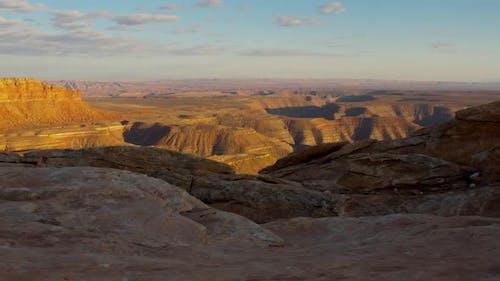 Mesa Sunset Time Lapse