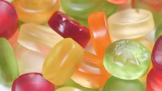 Thumbnail for Colorful candy gummy