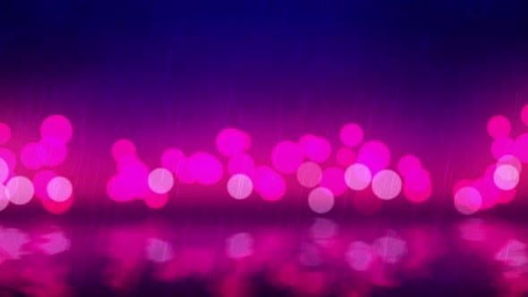 Thumbnail for Abstract Pink Bokeh 4K