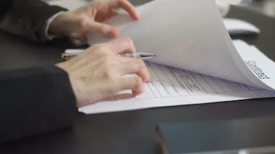 Check Document