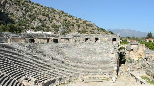 Thumbnail for The Roman Amphitheatre 2